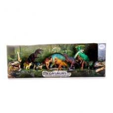 игровой набор динозавров 11 штук