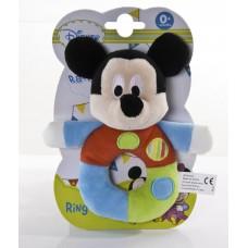 Игрушка-погремушка Микки Маус