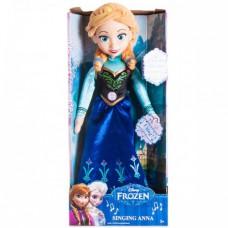 Кукла Холодное сердце Принцесса Анна 35см, функциональная
