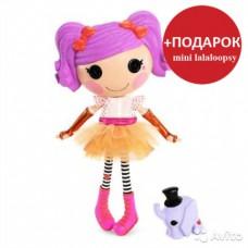 кукла Lalaloopsy Смешинка+подарок