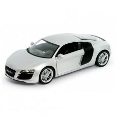 модель машины 1:24 Audi R8