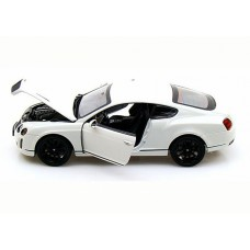 модель машины 1:24 Bentley Continental Supersports