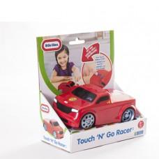 гоночная машина Touch n' Go Пикап красный