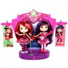 Шарлотта Земляничка Две куклы 15 см на сцене, кор.