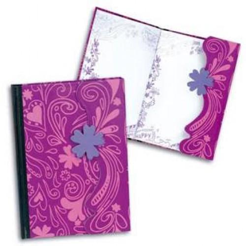 Как своими руками сделать дневник как у виолетты 100