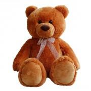 Медведь коричневый сидячий 100 см