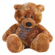 Медведь коричневый сидячий 53 см