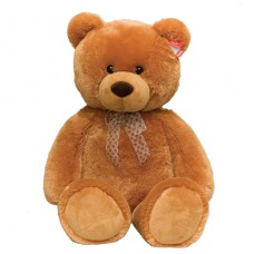 Медведь коричневый сидячий 70 см
