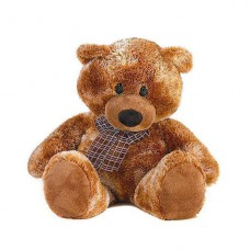 Медведь коричневый сидячий 74 см