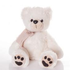 Медведь кремовый 36 см
