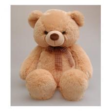 Медведь медовый с бантом 69см