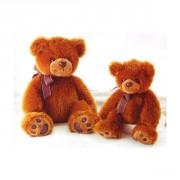 Медведь тёмно-коричневый 36 см