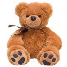 Медведь темно-коричневый 50 см