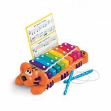 Музыкальный Тигр пианино-ксилофон 2 в 1