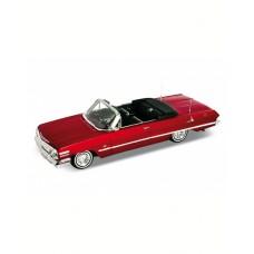 модель винтажной машины 1:24 Chevrolet Impala 1963