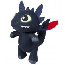 Dragons Большой плюшевый дракон Беззубик со звуком