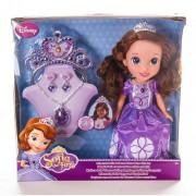Кукла Принцессы Дисней София 37 см с украшениями для девочки