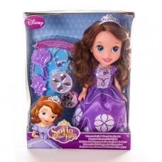 Кукла Принцессы Дисней София 37 см с украшениями для куклы