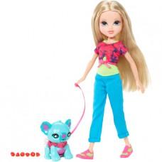 кукла Moxie С питомцем, Эйвери+Медвежонок