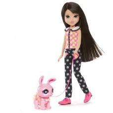 кукла Moxie С питомцем, Лекса+Зайка