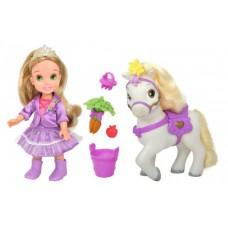 Кукла Принцессы Дисней Малышка15 см, с конем