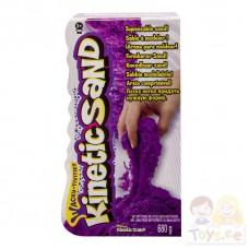 Песок для лепки, Kinetic sand, 1 яркий цвет, 680гр.