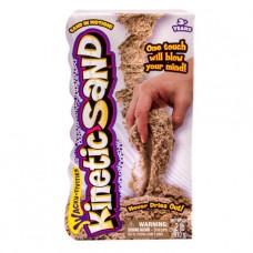 Песок для лепки, Kinetic sand, коричневый, 910 гр.