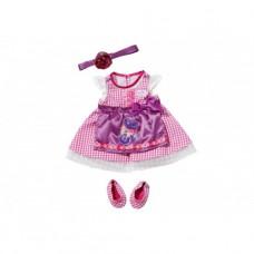 BABY born Платье Красотка, пол.пакет с держателем
