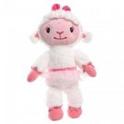 Доктор Плюшева, Плюшевая овечка Лэмми, 30 см (звук, свет)