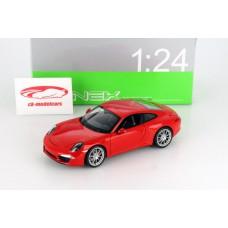 модель машины  1:24 Porsche 911 (991)