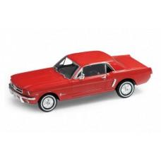 Игрушка модель винтажной машины 1:24 Ford Mustang 1964