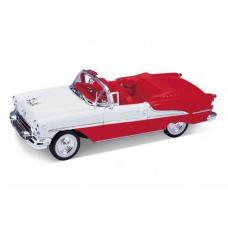 Игрушка модель винтажной машины 1:24 Oldsmobile Super 1955