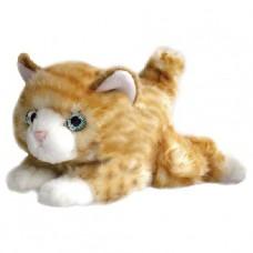 Котенок рыжий 22см AURORA Игрушка мягкая