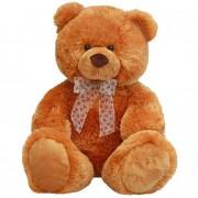 Медведь коричневый сидячий 54 см