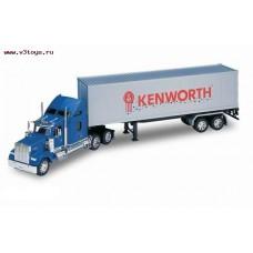 модель грузовика 1:32 Kenwrth W900(прицеп)